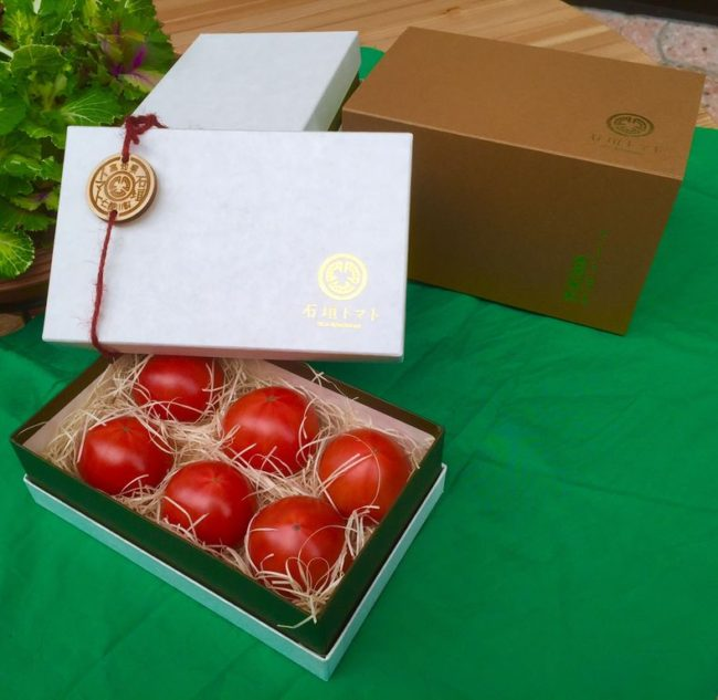 石垣トマト